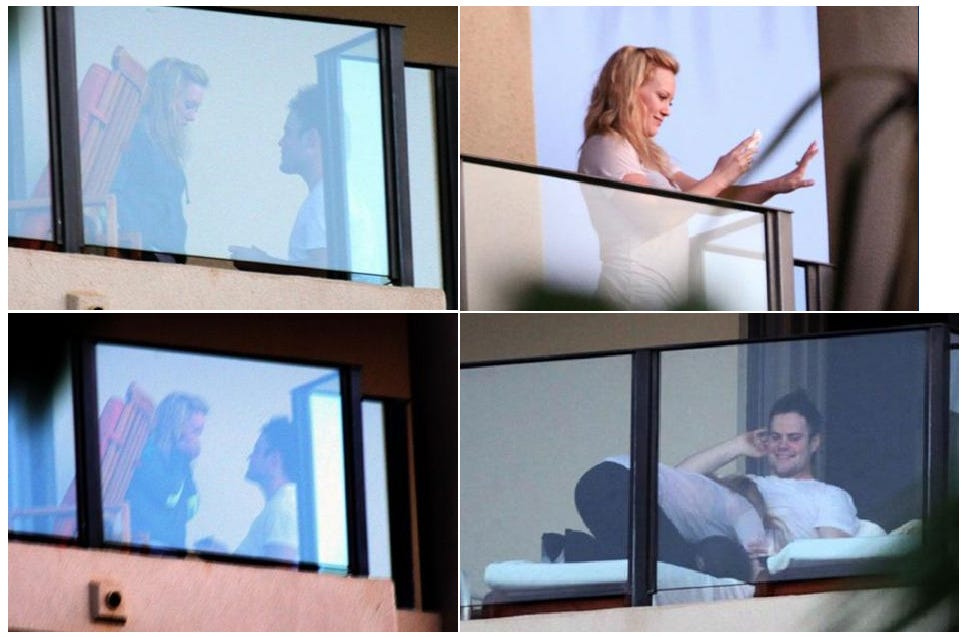Duff proposal hilary Mike Comrie's