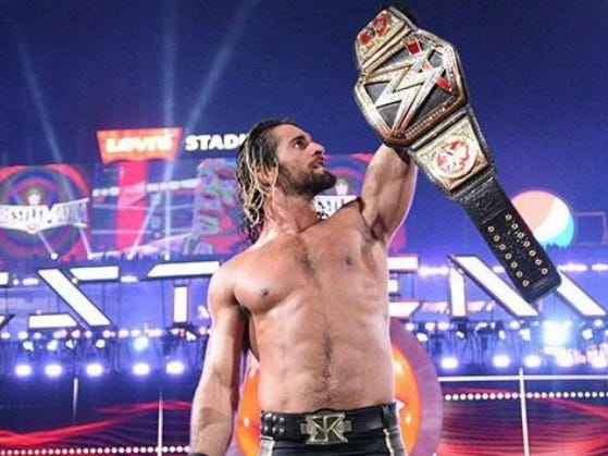 WWE Champ Seth Rollins Brought An Ex To A Show In His Home Town To Show Her He's Famous Now #PowerMovesOnly