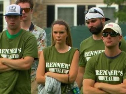 Jim Renner And Renner's Army May Turn Out To Be The Feel Good Story of 2015