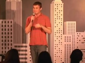 Some Footage Of Smitty Doing Stand Up Back In The Day For You Savages