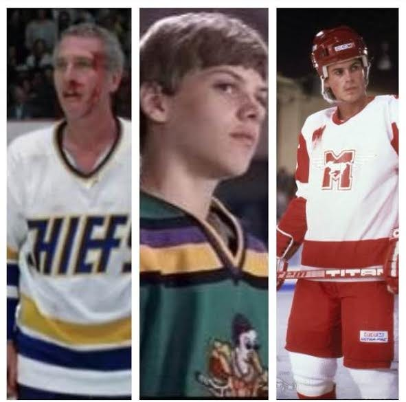 all-hockey-movie-team