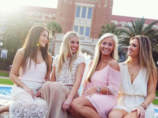 Florida State ZTA Just Set The Record For Hottest Girls Contained In One YouTube Video