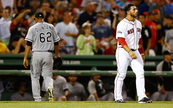 Chicago+White+Sox+v+Boston+Red+Sox+Je4oYT4BaSsl