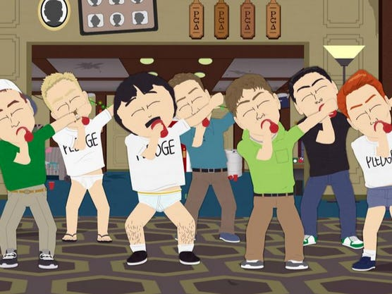 Last Night's South Park Tore Apart PC Culture And Mob Mentality (Basically An Entire Episode Dedicated To Feminist Hockey Twitter)