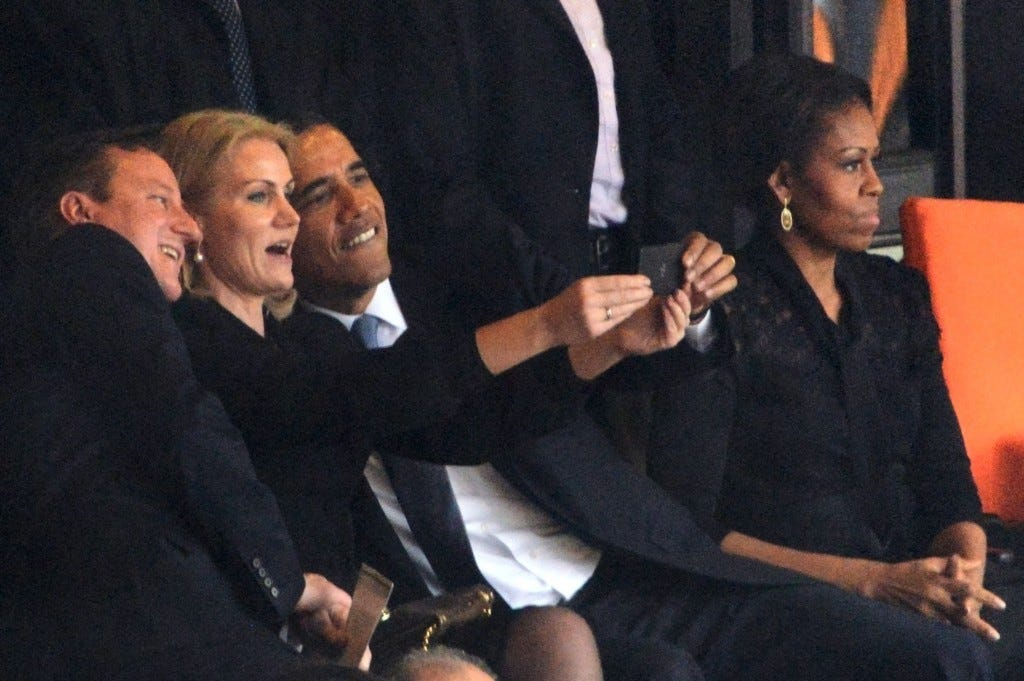 political-selfies