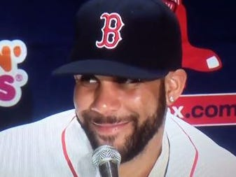 I Guess Carribas Invited David Price To Sleep Over His House In Bunk Beds?  Kinda Weird
