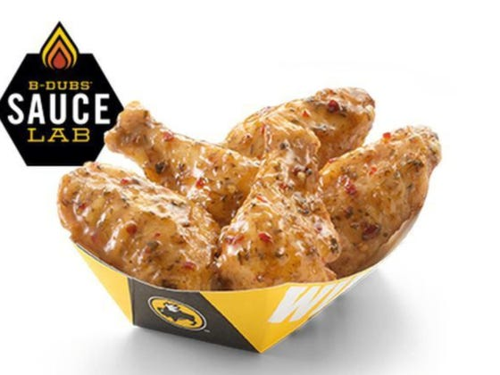 Buffalo Wild Wings Is Coming Out With Mountain Dew-Flavored Wings For Bowl Season