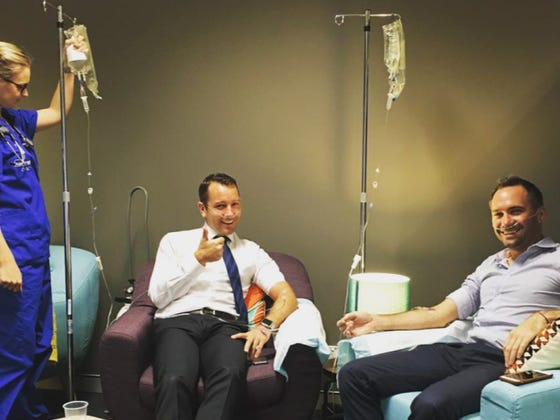 Australia Opens Its First Hangover Clinic Complete With IVs, Vitamins And Anti-Nausea Medication