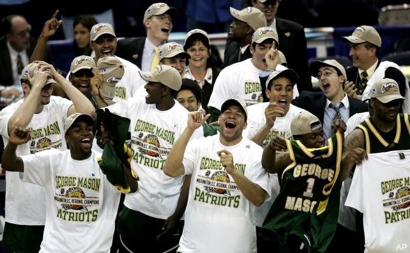 NCAA GEORGE MASON CONNECTICUT BASKETBALL