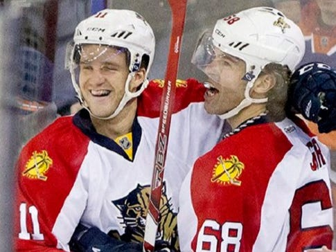 If You're Not On The Florida Panthers Bandwagon By Now, I Don't Know What To Tell You