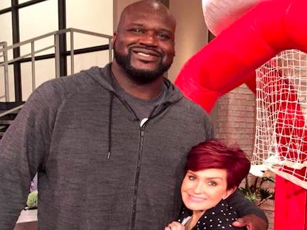 Wildest Twitter Day Ever Wraps Up With Sharon Osbourne Saying She Had A Dream She Fucked Shaq