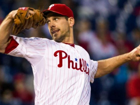 Cliff Lee's Agent 'Doesn't Anticipate' Him Playing Again