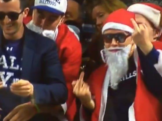 Even Santa Hates Duke