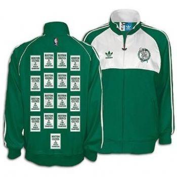 (3666)celtics banner jacket