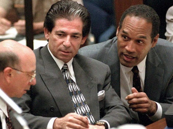 O.J. Simpson Allegedly Will Take A Paternity Test For Khloe Kardashian If She Visits Him In Prison