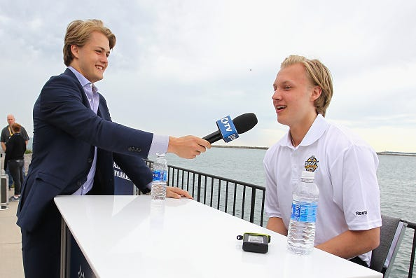 2016 NHL Draft - Top Prospects Media Availability