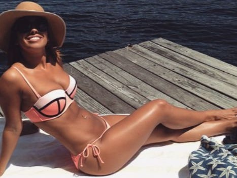 Barstool Local Smokeshow Of The Day - Taylor From ECSU