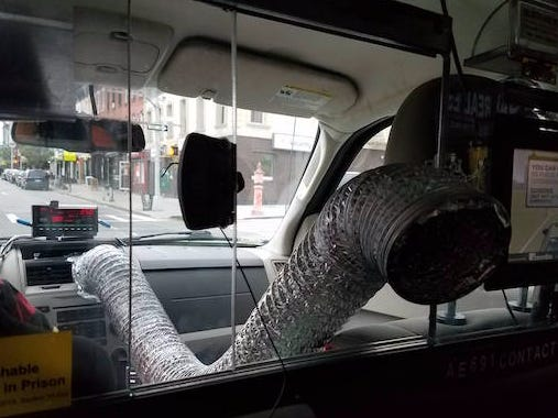 Shout Out To The Most Thoughtful New York Taxi Driver Ever