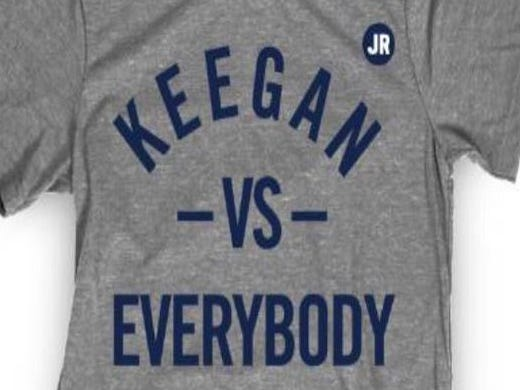 Reminder:  Keegan's Crew Is Meeting Tonight at Chicago Sams To Give Out Tshirts And Then Will Meet Tomorrow At 8AM To Follow Keegan Bradley During 1st Round Of Travelers Championship