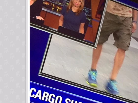 The Debate Rages On...Cargo Shorts or No Cargo Shorts?  Barstool Sports Investigates