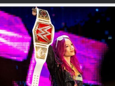 Sasha Banks Is The Top Story On ESPN.com Today