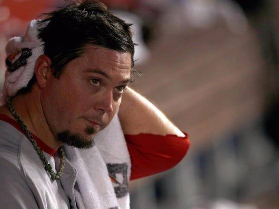 Josh Beckett Accuses Red Sox Of Putting Him On DL With Phantom Injury In 2012, But The Only Problem Is He Never Went On DL