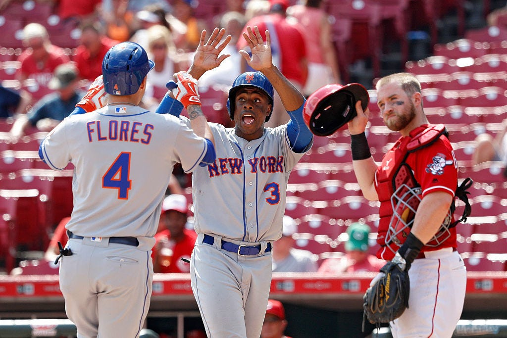 New York Mets v Cincinnati Reds