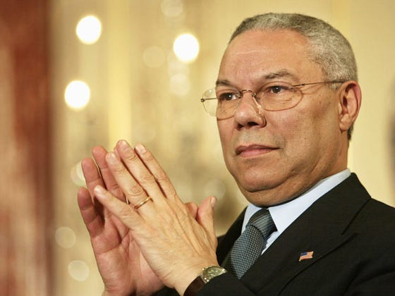 In Leaked Personal Emails, Former Secretary Of State Colin Powell Rips Trump, Clinton, Rumsfeld