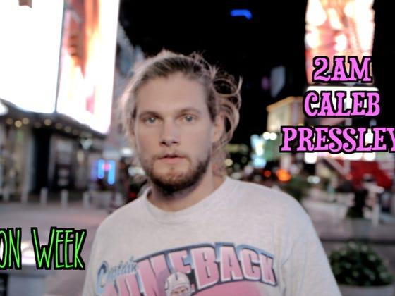 2AM with Caleb Pressley — Fashion Week