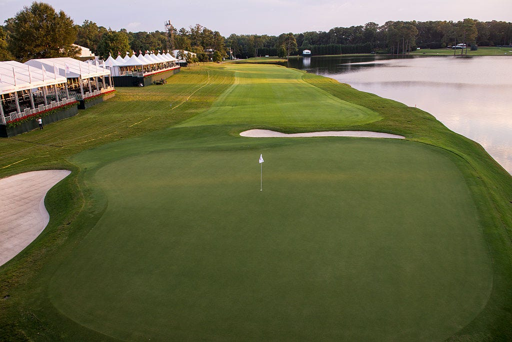 TOUR Championship by Coca-Cola - Preview Day 2