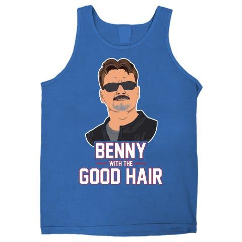 BennyWithTheGoodHair-Tank