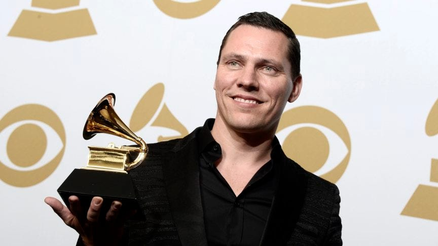 Press Room - 57th Annual Grammy Awards