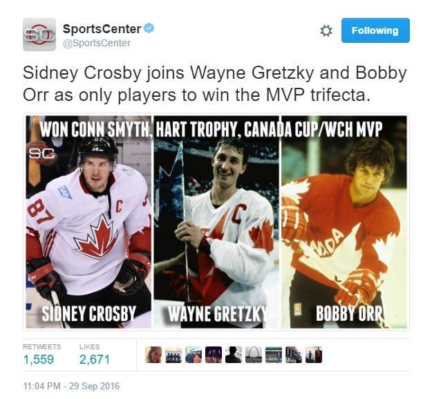 crosby-mvp-tweet
