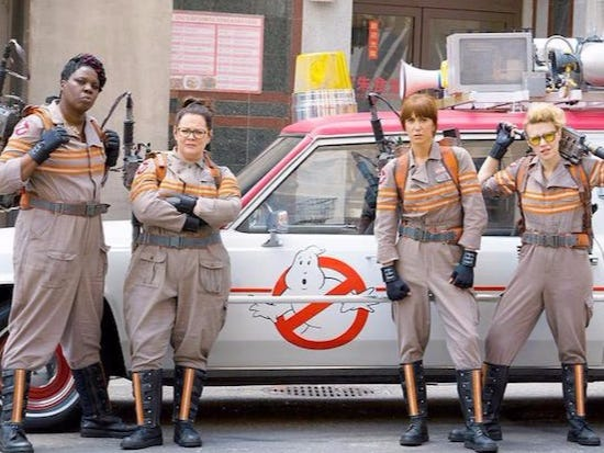 The Honest Trailer For The Re-Booted Ghostbusters Is No Where Near As Harsh As It Should Be