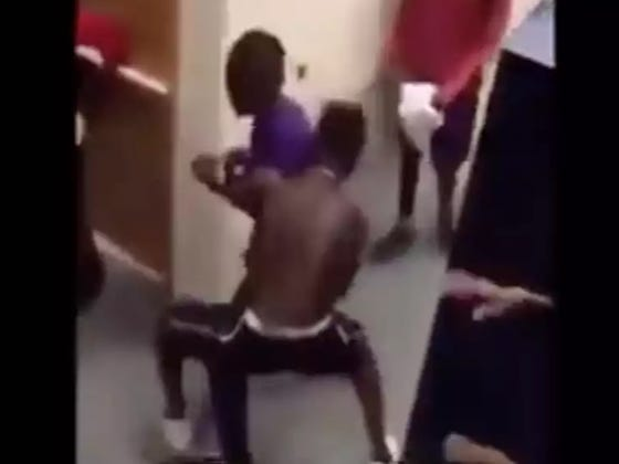 This Kid Busting Out Actual WWE Pro Wrestling Moves In A Street Fight Is Impressive And Emasculating