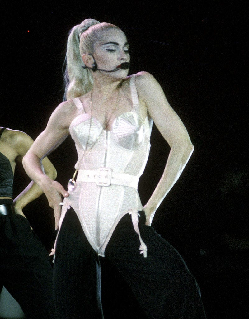 Madonna in Concert: Blond Ambition World Tour