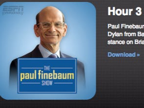 Apparently Intern Tex Called In To The Paul Finebaum Show Last Week and Got Torn A New Asshole