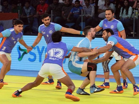 Hey Guys. Kabaddi (Extreme Tag) Needs Our Help To Remain A Relevant Sport