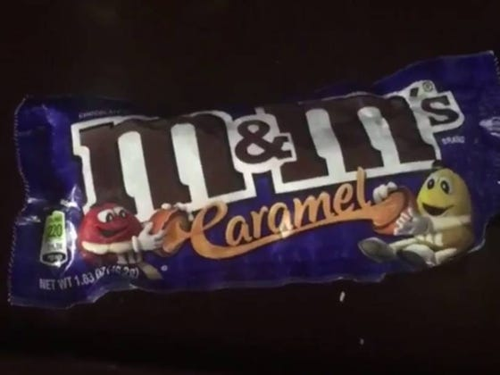 Barstool Exclusive – 15 Second Food Review: Caramel M&M's