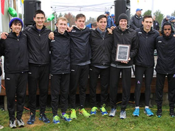 "Amherst Cross Country Team Suspended For Past Emails Calling Girls ""Meatslabs"" And Asking If Asians Had Horizontal Vaginas"