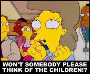 Think of Children