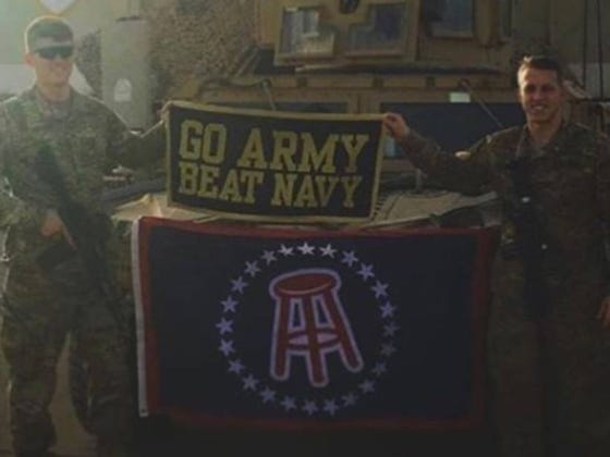 Viva La Stool from Auston Matthews to Odell Beckham to Army vs Navy and Beyond