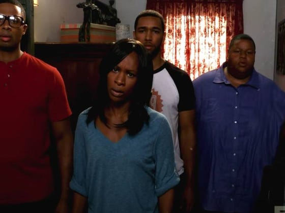 "Of Course The New Musical From ""It's Always Sunny"" Involves The Gang Morphing Into A Family Of Black People"