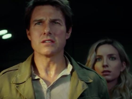 IMAX Mistakenly Posted A Trailer For The New Mummy Movie Without Most Of The Sound Effects And Its Actually Pretty Goddamn Funny