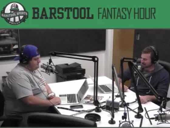Barstool Week 16 Fantasy Hour W/ @BalesFootball And @Glenny_Balls Is Out And About