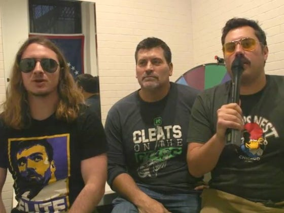 Pardon My Take Exit Interview With Mark Schlereth