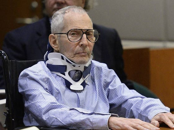 Robert Durst Saying He Was High On Meth The Whole Time While Filming 'The Jinx' Is Such A Cop Out