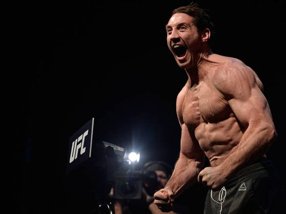Tim Kennedy, American Badass, Announced His Retirement From MMA Today
