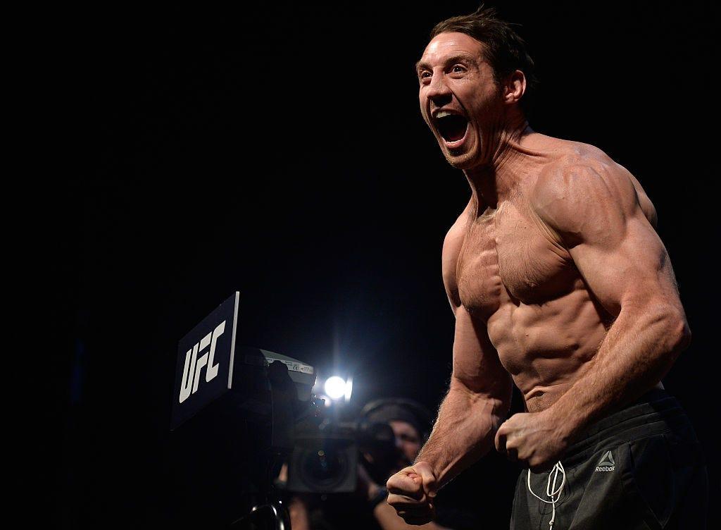 UFC 206 Weigh-in