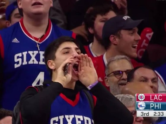 DeAndre Jordan Airballing Freethrows Was The Most Electric A Sixers Crowd Has Been In A Generation...And I LOVE IT